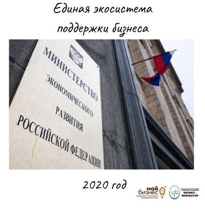 К середине 2020 года в России планируют запустить единую экосистему поддержки бизнеса